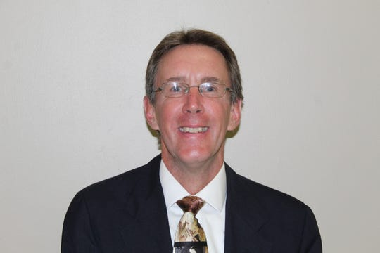 John Elder is a Democratic at-large candidate for Fremont City Council.