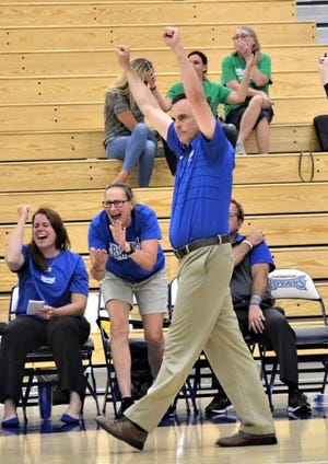 """""""It's emotional,"""" said HSE Head Coach Jason Young, after his team won its semistate game Saturday. """"Previous years, we've been really close. I thought we had a team this year that could really push it. It's been beautiful to see this group come together."""""""