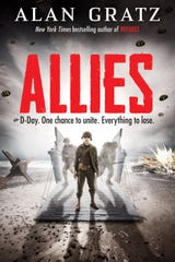 """In """"Allies,"""" his latest novel for young readers, New York Times bestselling author and Knoxville native Alan Gratz returns to a favorite subject: World War II depicted through the eyes of the young people who lived it."""