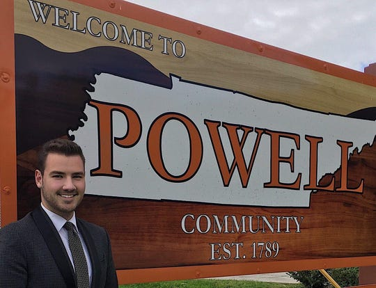 Stephen Stecenellowe moved to Powell from New York and wanted to get involved.