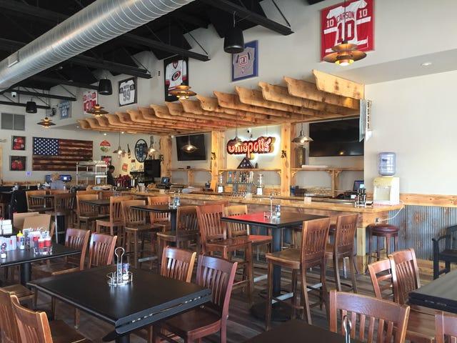 Ginopolis Bar Bq Speakeasy Opening Monday