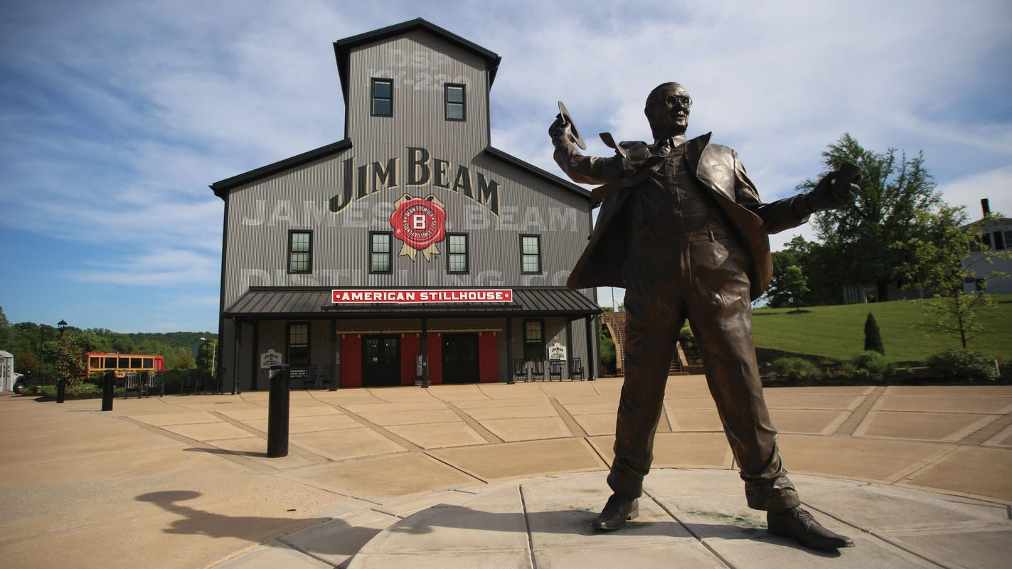Wanting to spend a weekend at the Jim Beam Airbnb? Well, you're out of luck