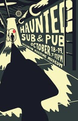 Wisconsin Maritime Museum in Manitowoc is hosting its Haunted Sub event this weekend.