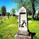 In Manitowoc and Two Rivers, cemeteries hold monuments to maritime past