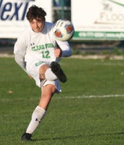 Clear Fork's Chase Wortman returns after having a second team All-District and All-MOAC season as a junior.
