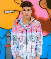 Memphis rapper NLE Choppa