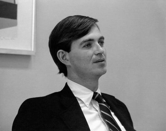 E.A. Carmean Jr. in 1974.