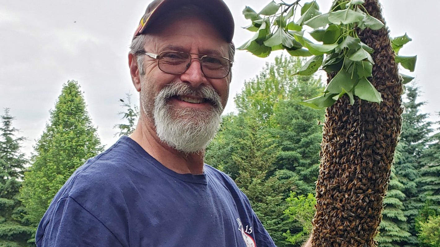 Beekeeper expects to keep learning and producing Hemken Honey until the day he dies