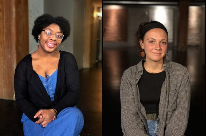 Amaii Collins and Hannah Olenchek, seniors at Rufus King International High School, talked about their mental health with Milwaukee PBS, hoping to help other young people feel less alone.