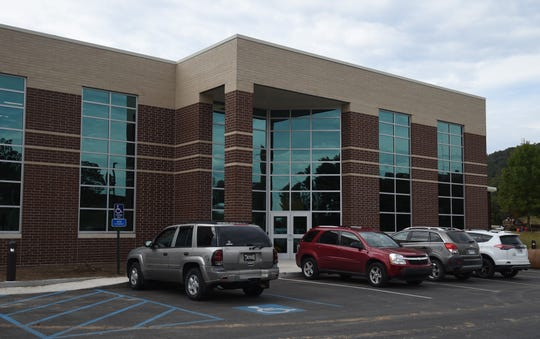 The Hospice of the Ozarks' new administrative building has a street address of 811 Burnett Drive, but is located across the parking lot from the Hospice House, which bears a 774 Long Street address.