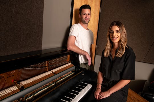 Ben Fielding and Brooke Ligertwood of Hillsong Worship said that their songs can resonate as memorials for the church, symbolizing understanding of who God is.