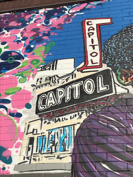 Although torn down in 1991, the Capitol Theater remains a fond memory of Passaic residents.