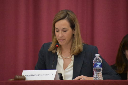 Congresswoman Mikie Sherrill (NJ-11) held a panel in Bloomfield on Oct. 15, 2019 to discuss innovative solutions to the lead in drinking water crisis that has dogged Essex County for the past several years.