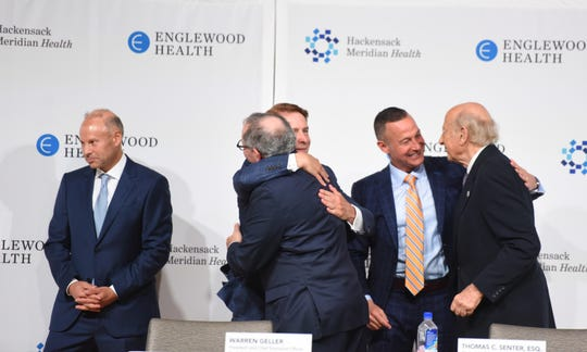 Englewood Health to merge into Hackensack Meridian Health