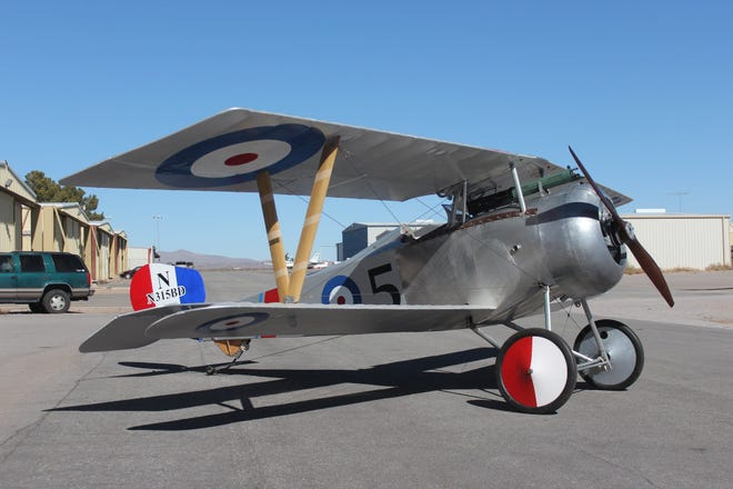 Las Cruces International Airport, 8990 Zia Blvd., welcomes city residents and the public to the first annual Wings & Wheels 'Fest, from 9 a.m. to 4 p.m. on Saturday, Oct. 19.
