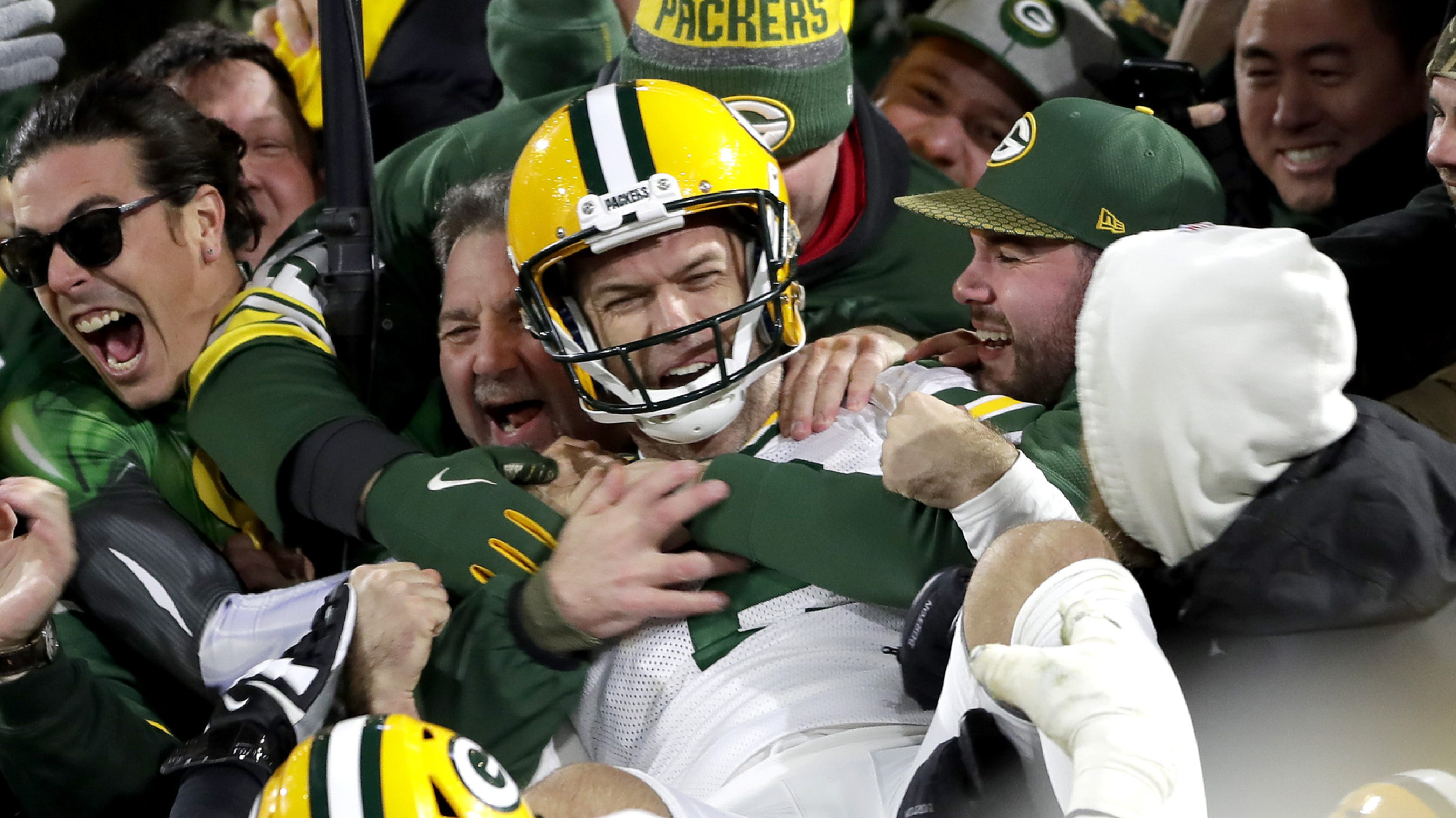Quick Takes Packers Rally To Beat Lions 23 22 Raise Record To 5 1