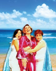 "Desert Theatreworks presents ""Mamma Mia"" at the Indio Performing Arts Center Oct. 18-Nov. 3"