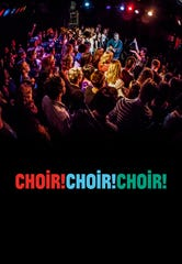 The Choral Society of Pensacola presents Choir! Choir! Choir! by Toronto-based musicians Daveed Goldman and Nobu Adilman.