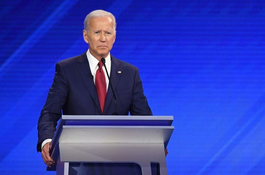 Todas las miradas apuntarán hacia el ex vicepresidente Joe Biden, quien ha sido tema ante el juicio político a Trump.
