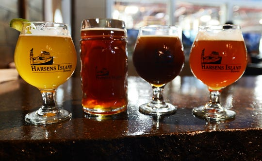 Harsens Island Brewery opened four years ago in Marysville.