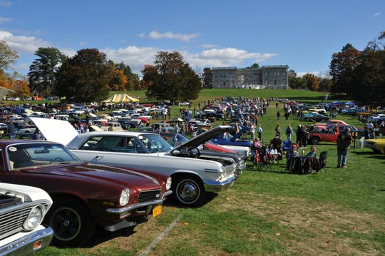 The 33nd annual Gathering of Old Cars will be held Oct. 20 at Staatsburgh State Historic Site.