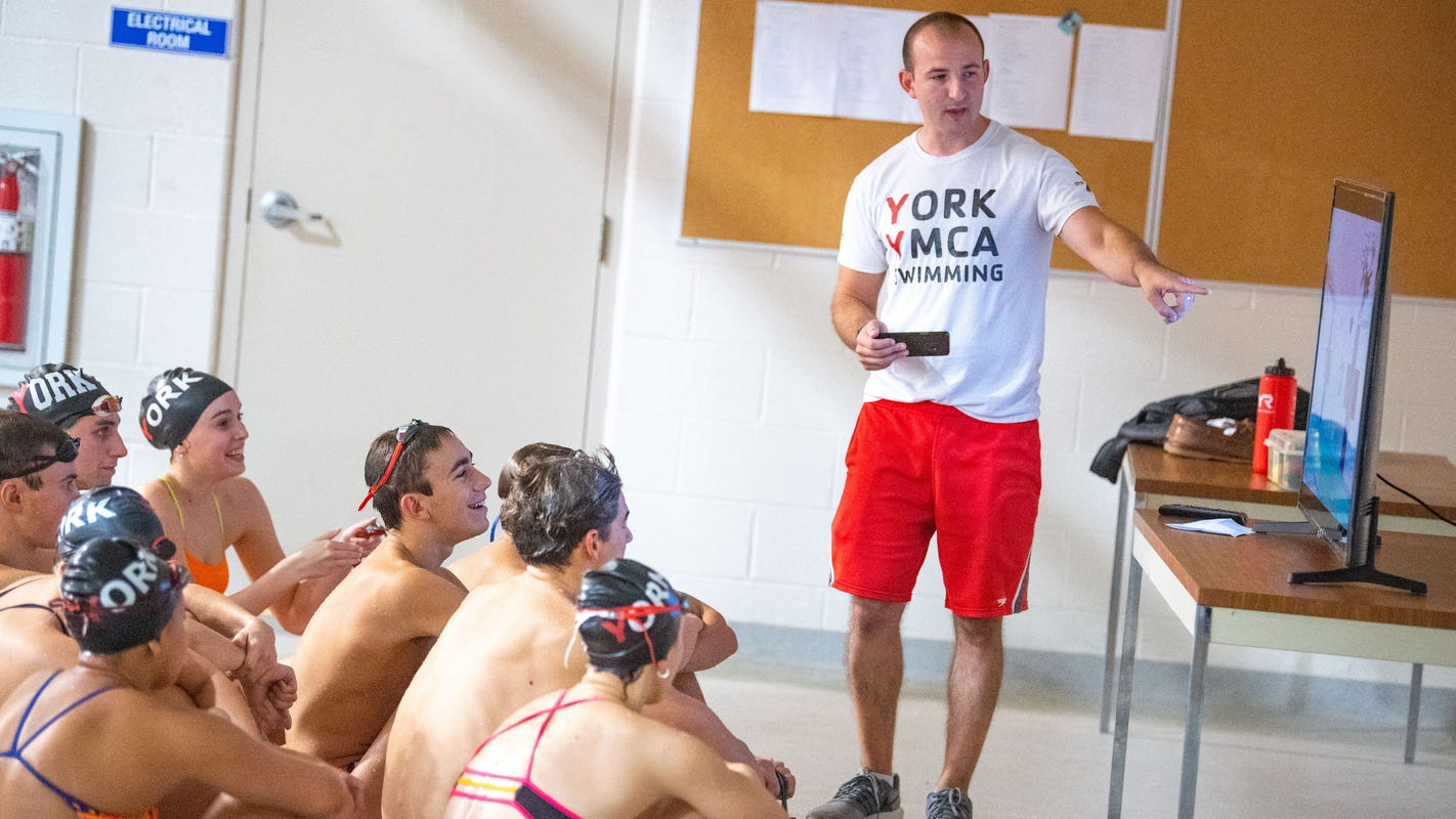 How the York YMCA's swim program keeps producing top-notch swimmers