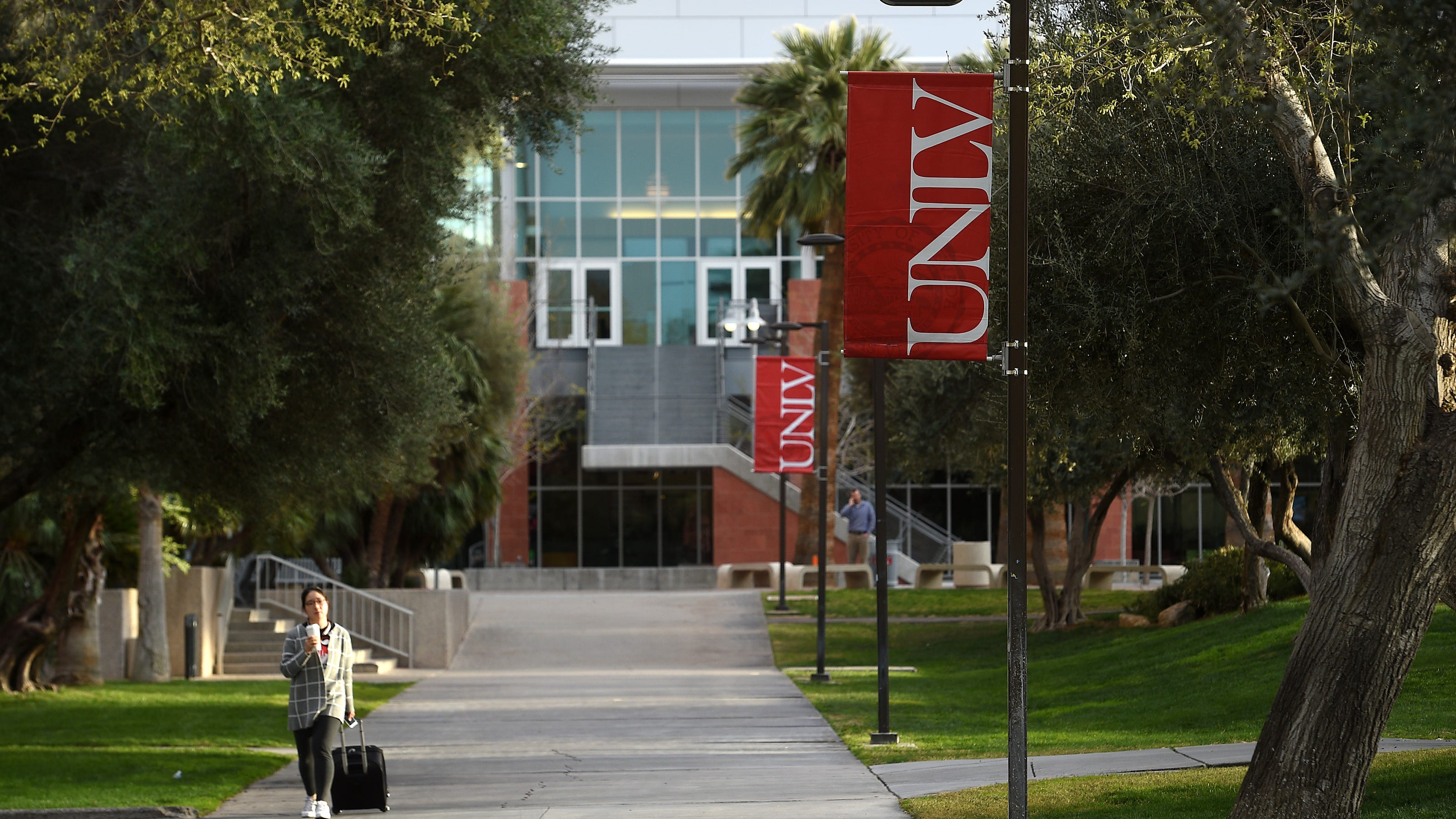 Unlv Instructors Cancel Classes After Threatening Note Found See more of unlv bookstore on facebook. unlv instructors cancel classes after