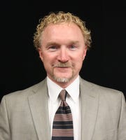 Craig Carson, assistant superintendent of learning, Ozark school district