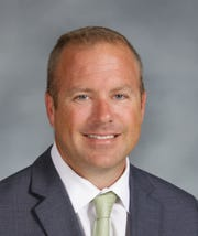 Josh Chastain, executive director of curriculum, instruction and assessment for Nixa Public Schools