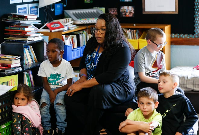 Angela Holloway Payne, principal of Springfield's Boyd Elementary, said hiring and keeping a more diverse teaching staff starts by encouraging more high school and college students to consider a career in education.