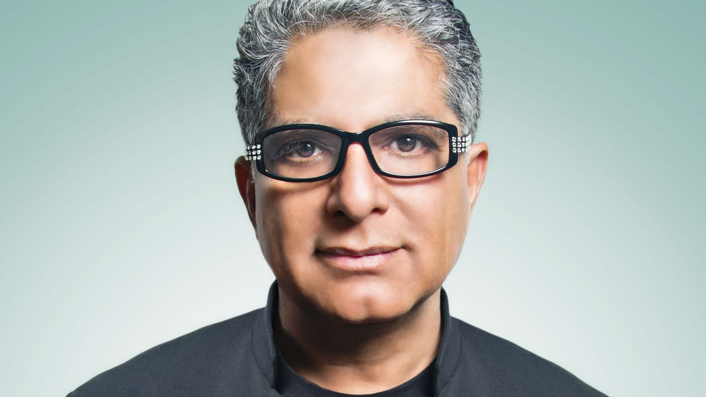 Deepak Chopra on the healing power of 'Love in Action'