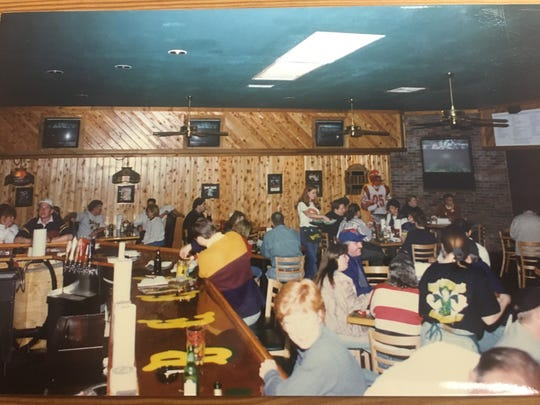 Brad Gray opened Beef 'O' Brady's at the Thomasville Road location in 1995.