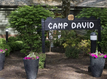 This is Camp David