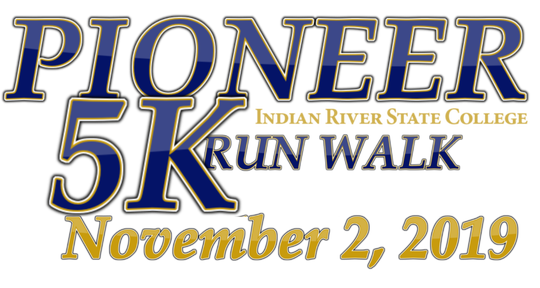 The second annual Pioneer 5K Run/Walk, benefiting the Indian River State College Foundation, is Nov. 2 at the Indian River State College's Pruitt Campus in St. Lucie West.