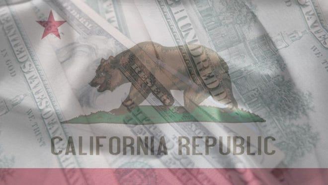 California spending