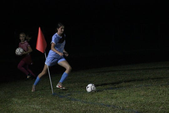 Westlake's Jackie Andrews was voted the lohud girls soccer Player of the Week on Oct. 15, 2019.
