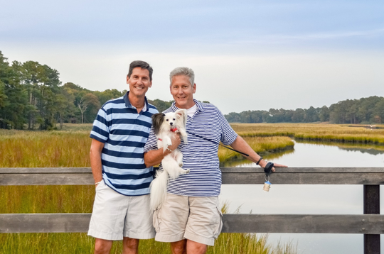 Delaware residents enjoy the good life on the Junction and Breakwater Trail.