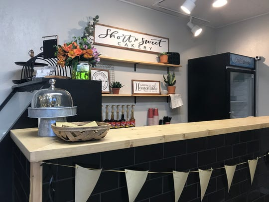 Guests can find a variety of cakes, doughnuts, breads, pies, cookies, coffee and more at Short & Sweet Cakery, 211 Oak St. in Wisconsin Rapids