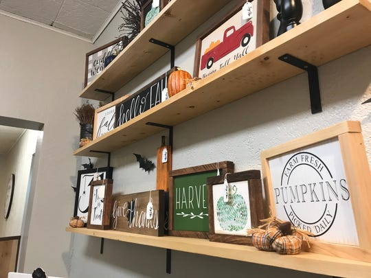 Guests can also find seasonal home decor and jewelry at Short & Sweet Cakery, 211 Oak St. in Wisconsin Rapids