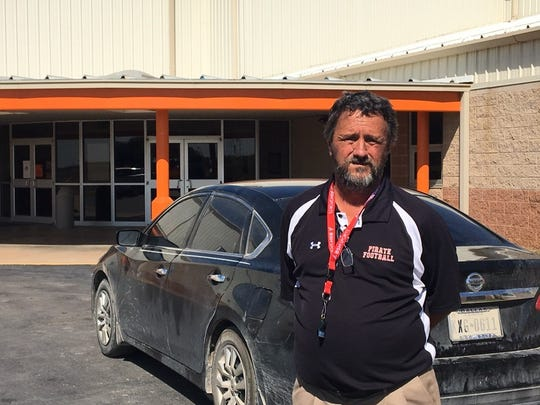First-year Petrolia head football coach Mitch McLemore has his team off to a 3-3 start after a winless 2018 in which the Pirates were unable to finish the season.