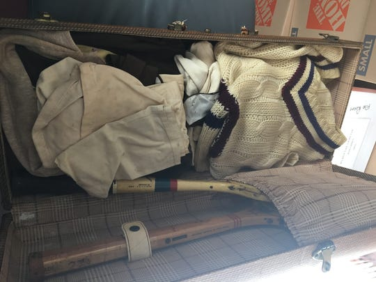 Tennis legend Bill Tilden's controversial history resurfaces in a suitcase