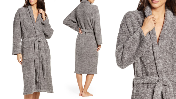 Best gifts for mom 2019: Barefoot Dreams CozyChic Robe