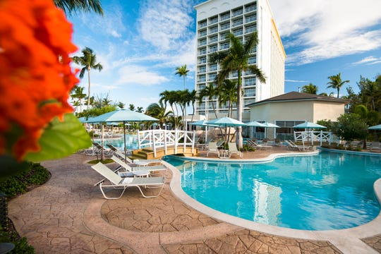 Warwick Paradise Island Bahamas is a 250-room all-inclusive 30 minutes from the international airport in Nassau.
