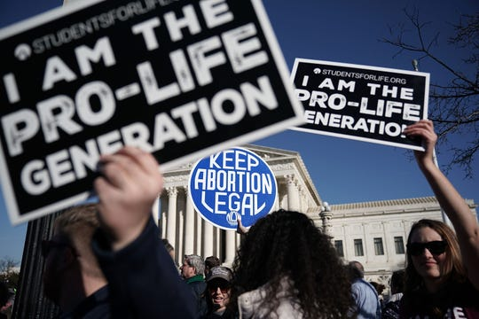 Did the Supreme Court agree to hear a charged abortion case to help Republicans in 2020?