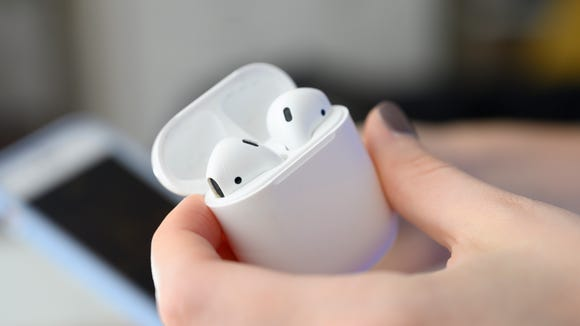 Best gifts for dad 2019: Apple Airpods