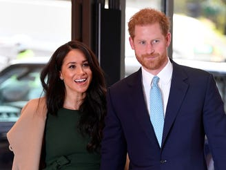 Would Prince Harry and Duchess Meghan ever move to Africa?