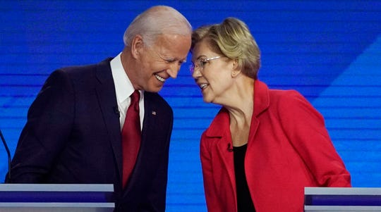 Which 2020 Democrat can beat Donald Trump? Don't bet on Biden, Warren or Sanders.