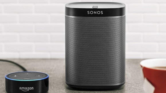 Best gifts for dad 2019: Sonos One SL