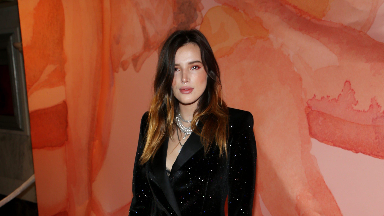 Former Disney star Bella Thorne wins Pornhub award for X-rated film 'Her & Him'