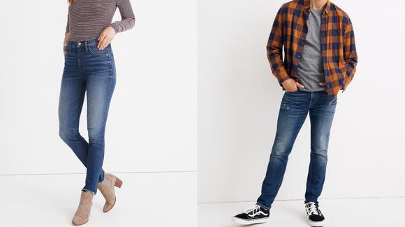 Everyone swears by Madewell denim.